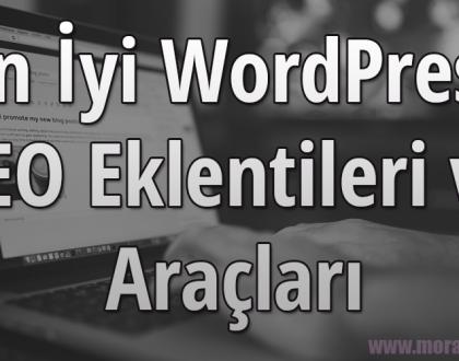 En iyi wordpress seo eklentileri ve araçları