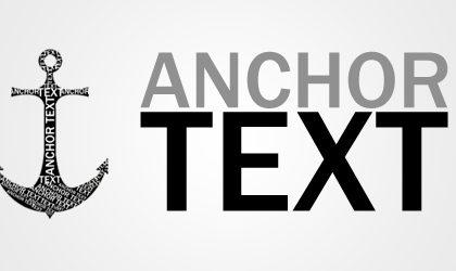 Anchor Text Nedir? Nasıl Kullanılır