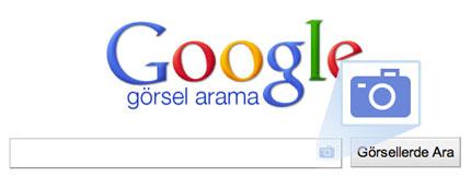 google görsel aramaları
