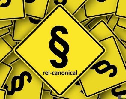 Canonical Etiket Nedir?