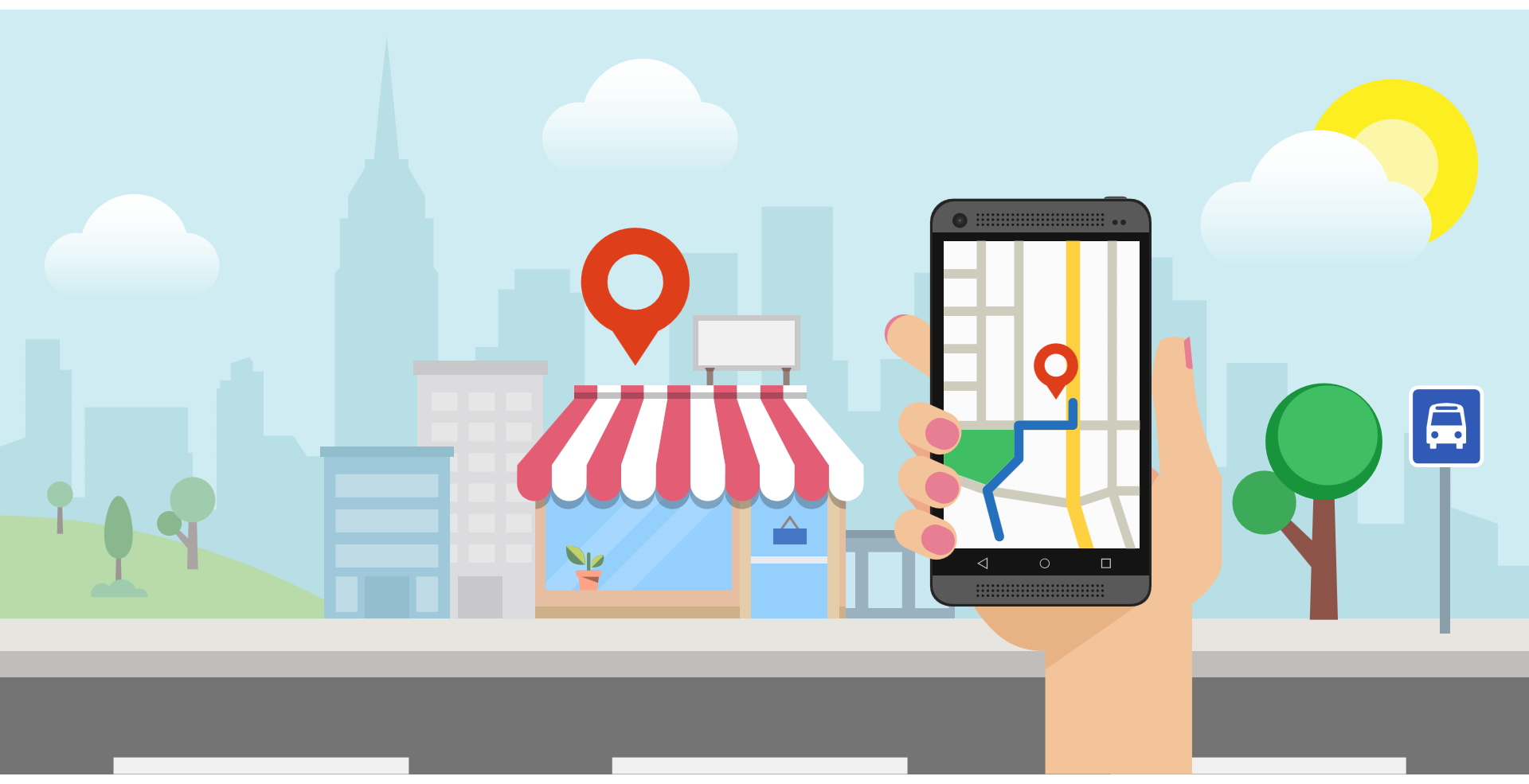 Google My Business İle Yerel SEO