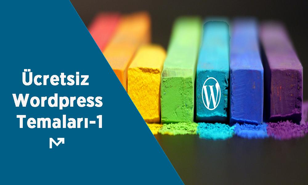 Ücretsiz WordPress Temaları- 1