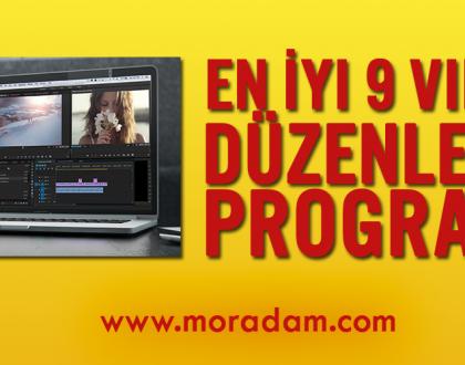 En İyi 9 Video Düzenleme Programı