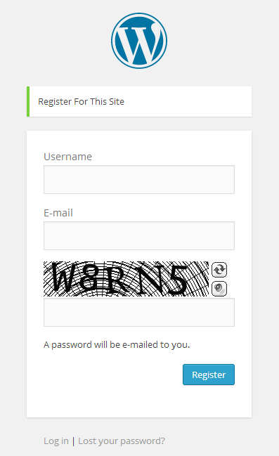 WordPress Captcha Eklentileri