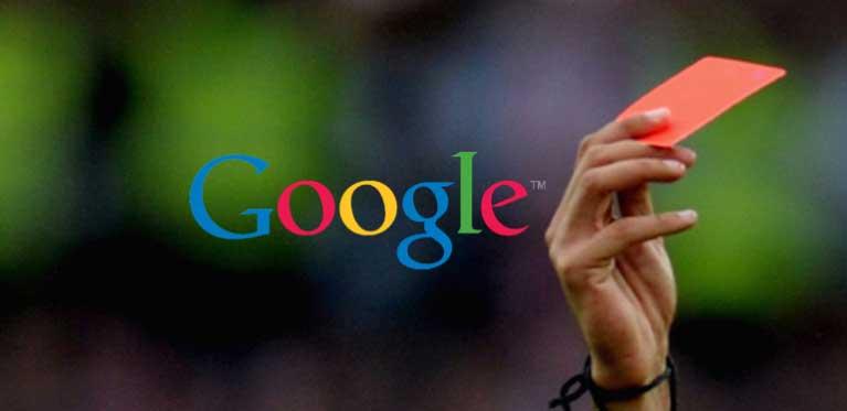 Google Cezaları Ve Sebepleri