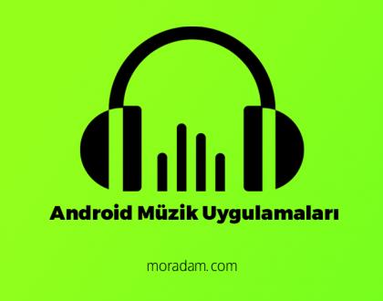 En İyi Android Müzik İndirme Uygulamaları 2019