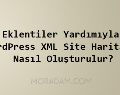 XML Sitemap Nasıl Oluşturulur