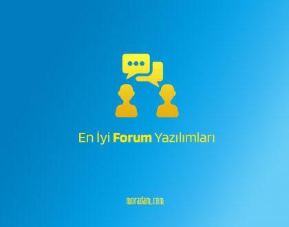 en iyi forum yazılımları