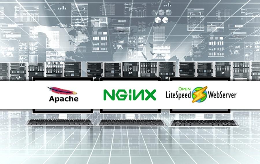 Apache, Nginx, Open Litespeed