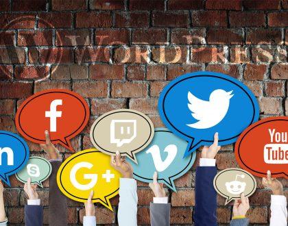 En İyi WordPress Sosyal Medya Eklentileri (2018)