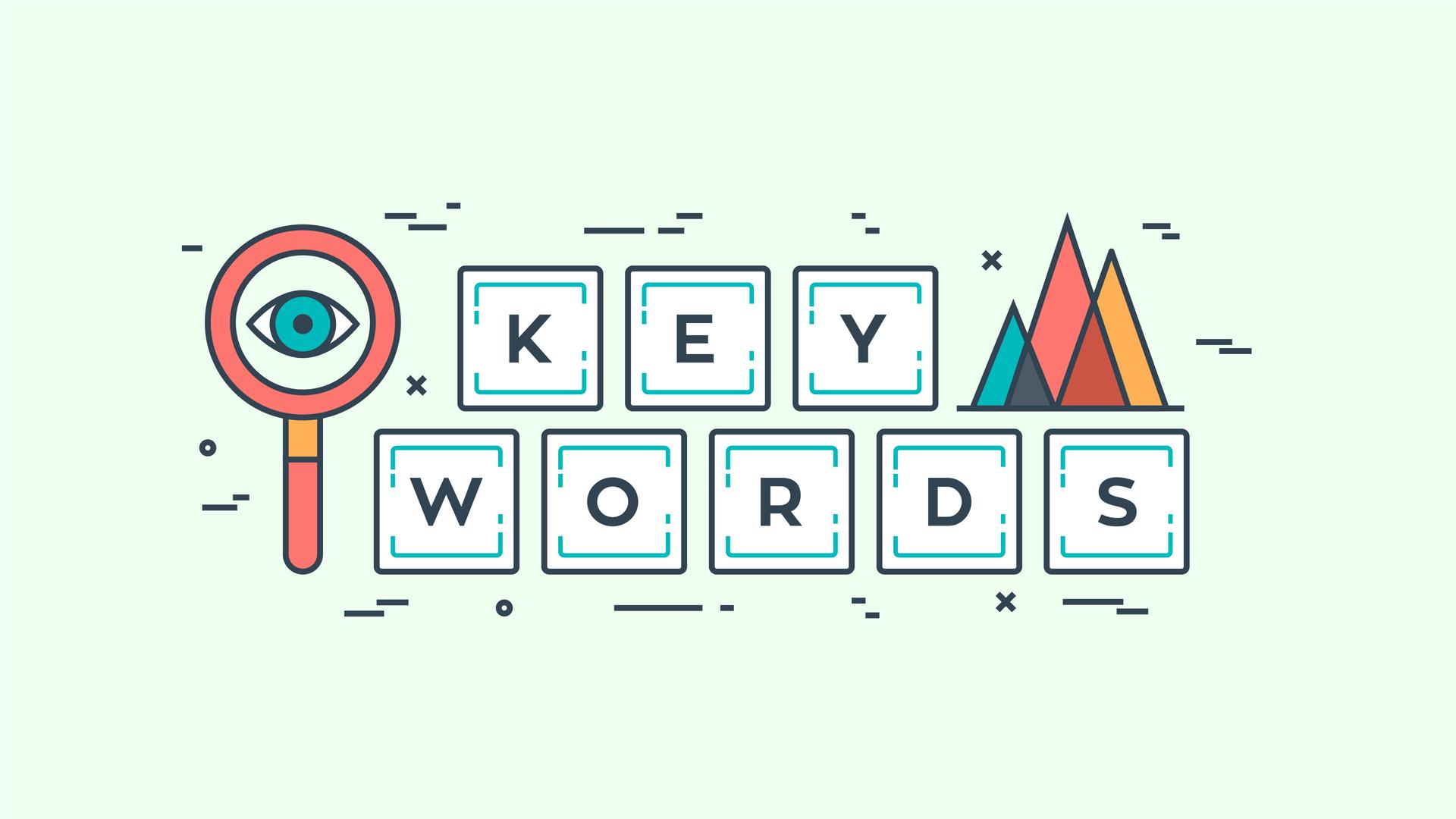 Anahtar Kelime Bulma