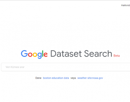 Google Dataset Search Nedir? Google Dataset Search Nasıl Kullanılır?