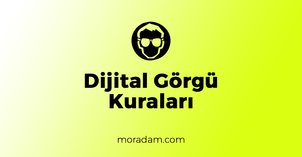 Dijital Görgü Kuralları