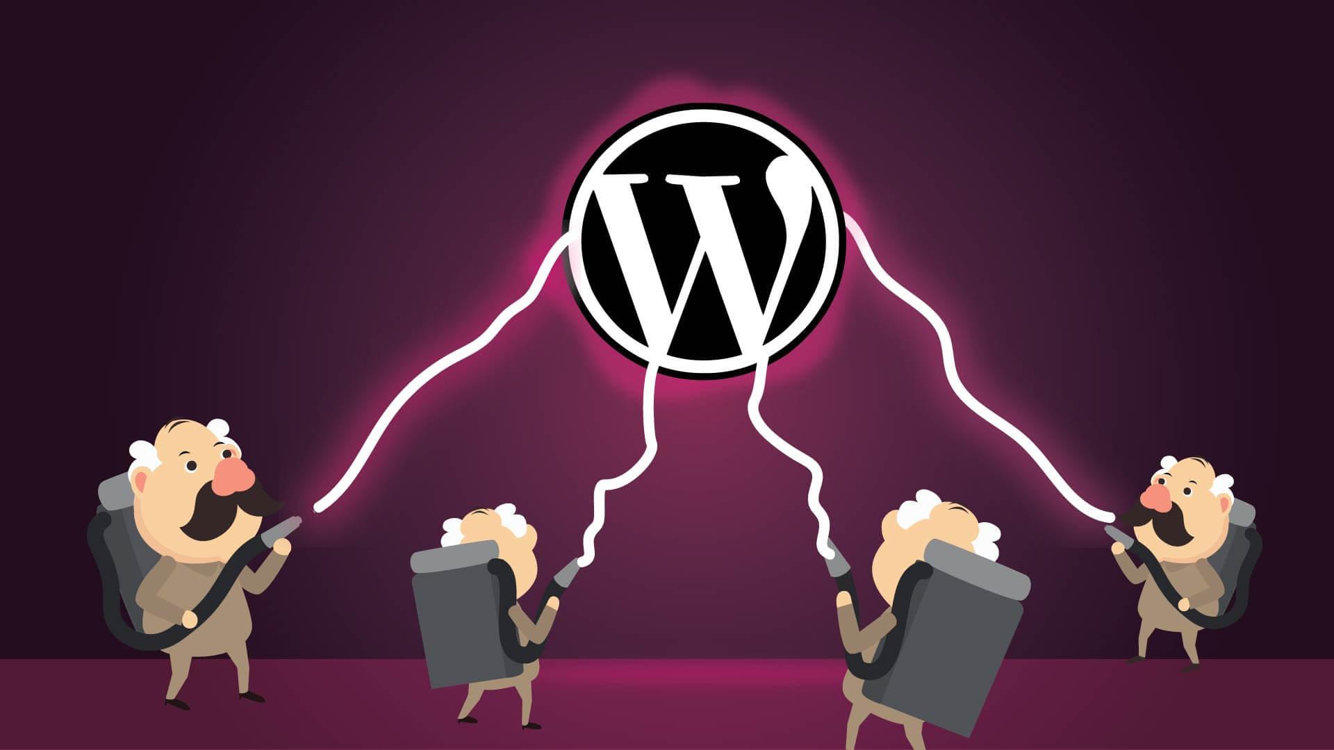 WordPress Sitem Hacklendi